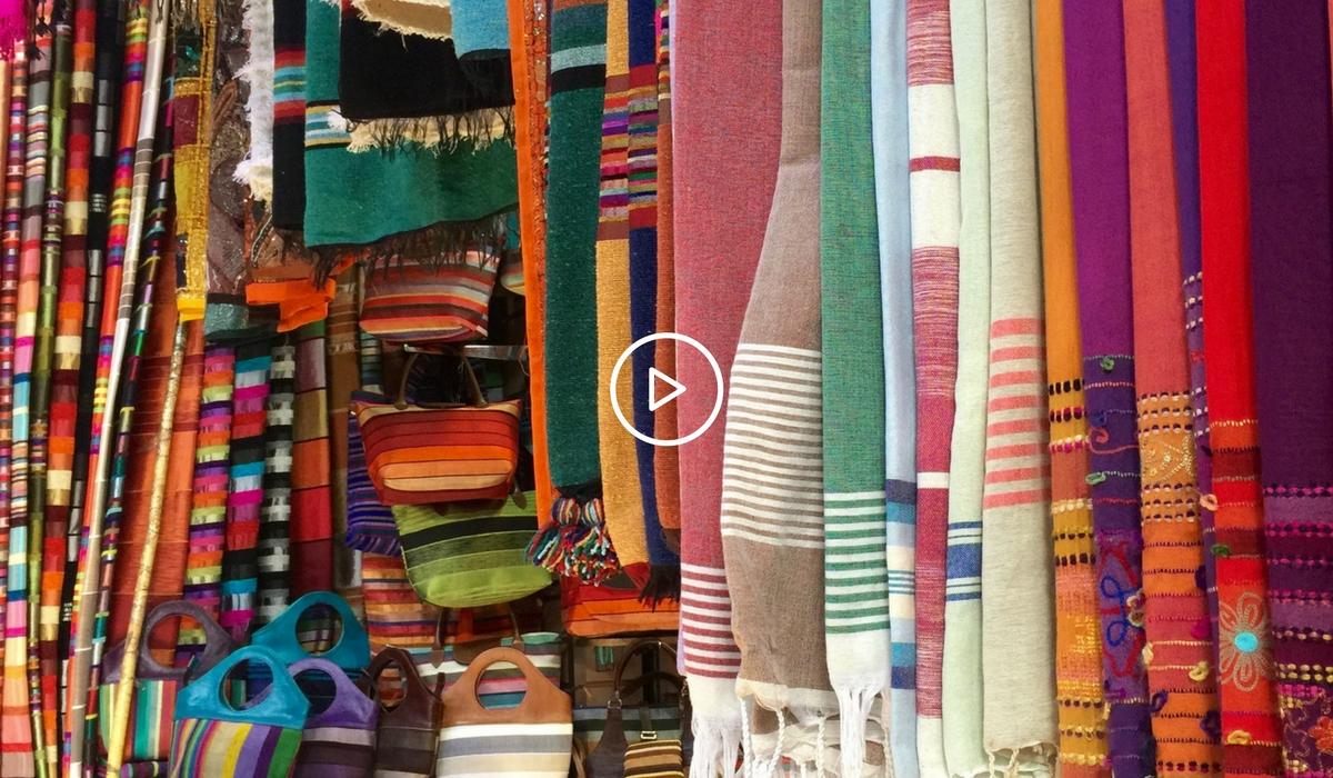 Shopping the Souks of Marrakech